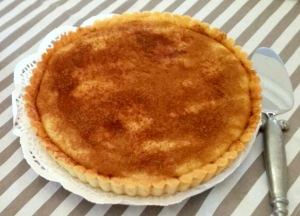 Sharon Milk Tart