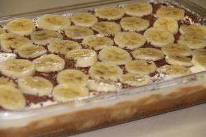 Banana and Caramel Tart 2